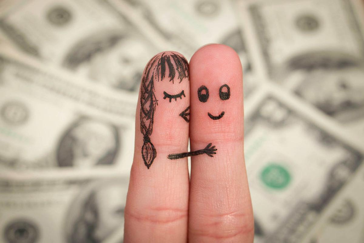 С точки зрения науки : любовь и деньги