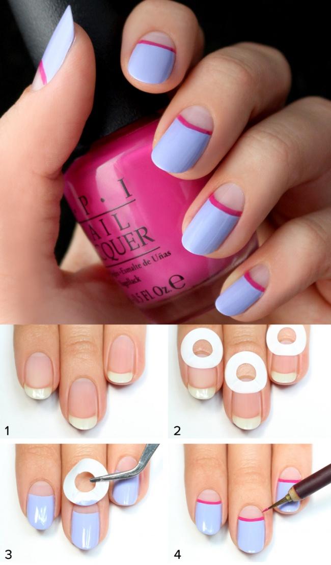 Как сделать маникюр с короткими ногтями