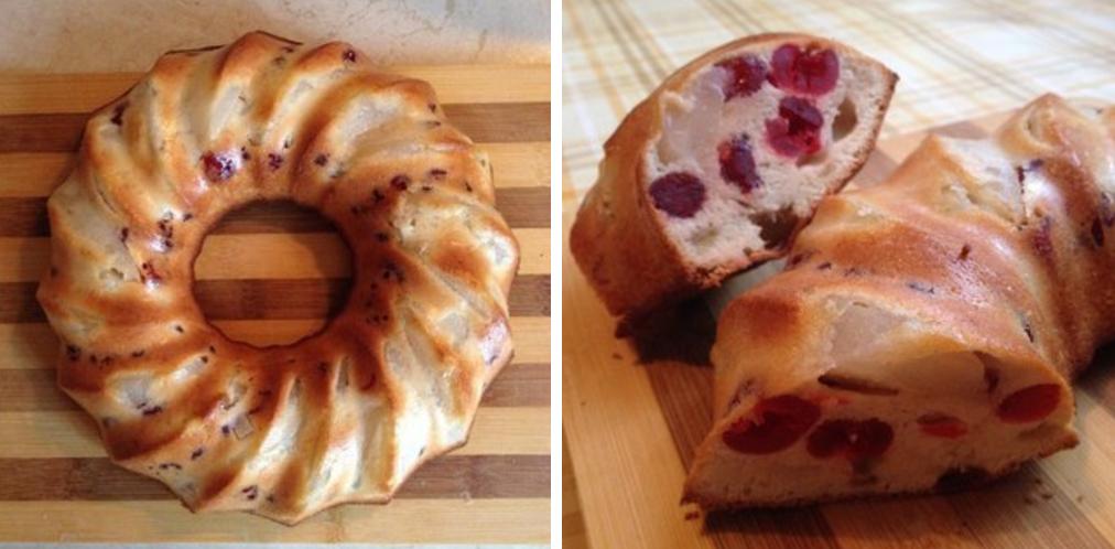 Пирог с громким, но честным названием «Любимый»