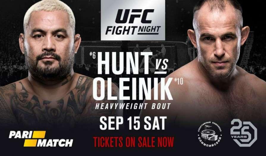 Все результаты шоу UFC Fight…