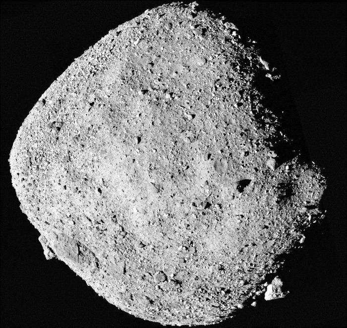 Астероиды Рюгу и Бену - две груды обломков из ранней эпохи Солнечной системы