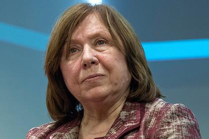 Алексиевич заявила о понимании ею мотивов убийц Олеся Бузины