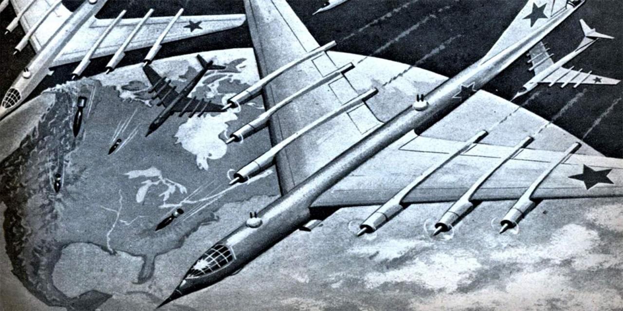 Страшный русский бомбардиров…