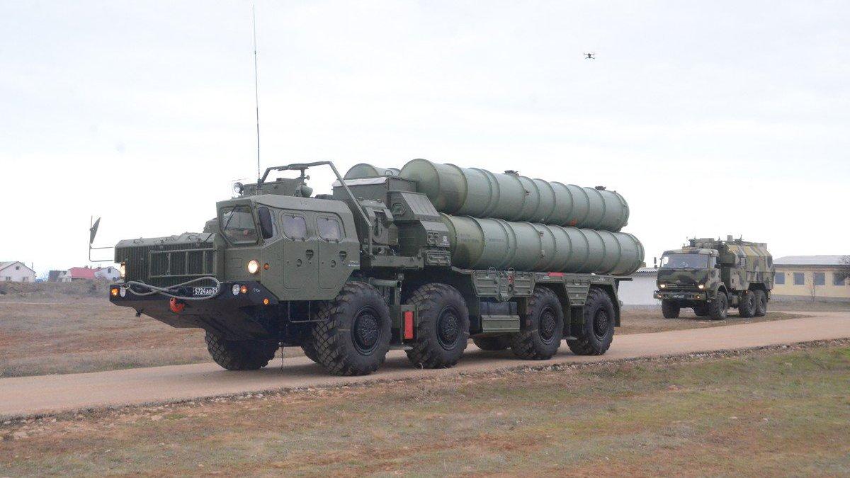 Американские СМИ оценили российские комплексы С-400