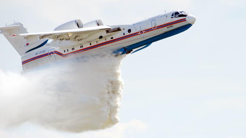 «У нас нет конкурентов»: на что способны Российские самолёты-амфибии.