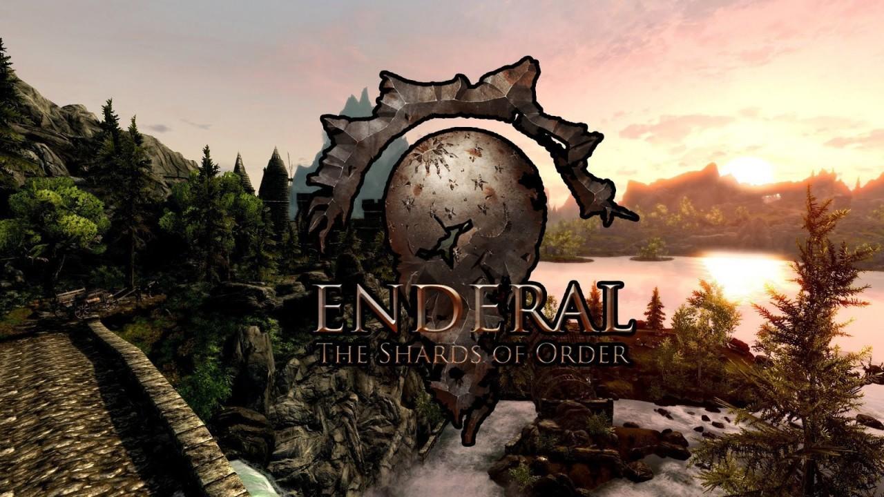 Вышла русскоязычная версия мода Enderal для Skyrim