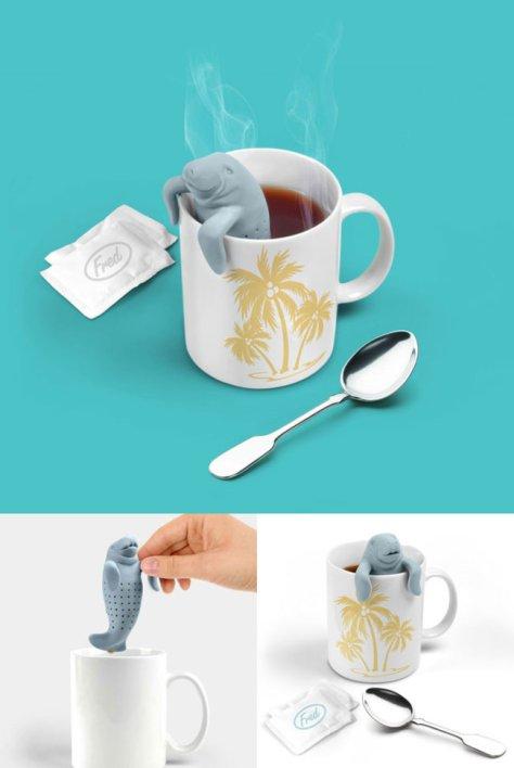 A-manatee-tea-infuser