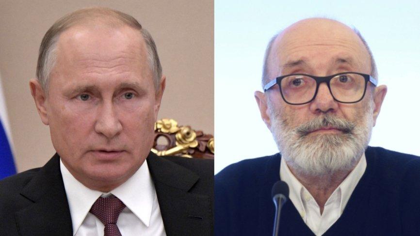Путин вручил госпремии правозащитнику Терентьеву и филантропу Амбиндеру