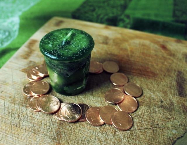 Закрепите деньги в клеточках вашего тела