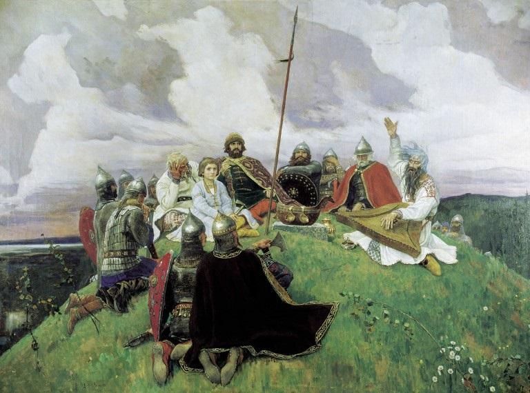 Восточно-славянские племена. Самое интересное