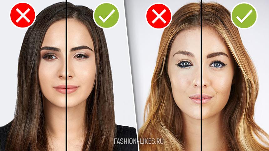 Эти хитрости с бровями помогут сделать лицо моложе