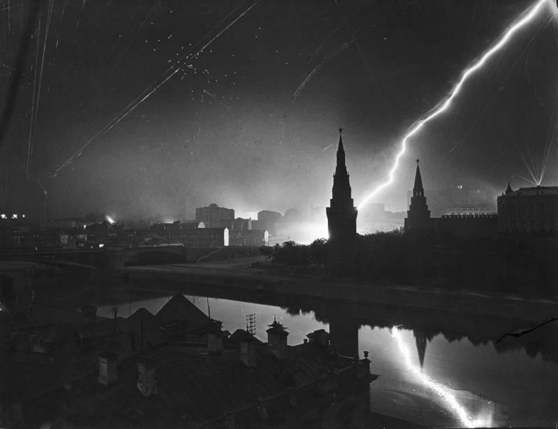 Жаркое лето 1941-42. Часть 1