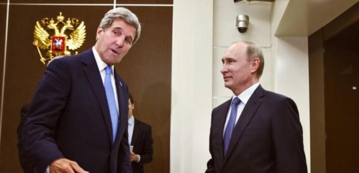 Керри: Россия спасла тысячи …