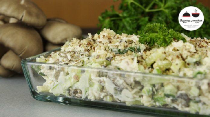 Обалденный мясной салат вместо оливье