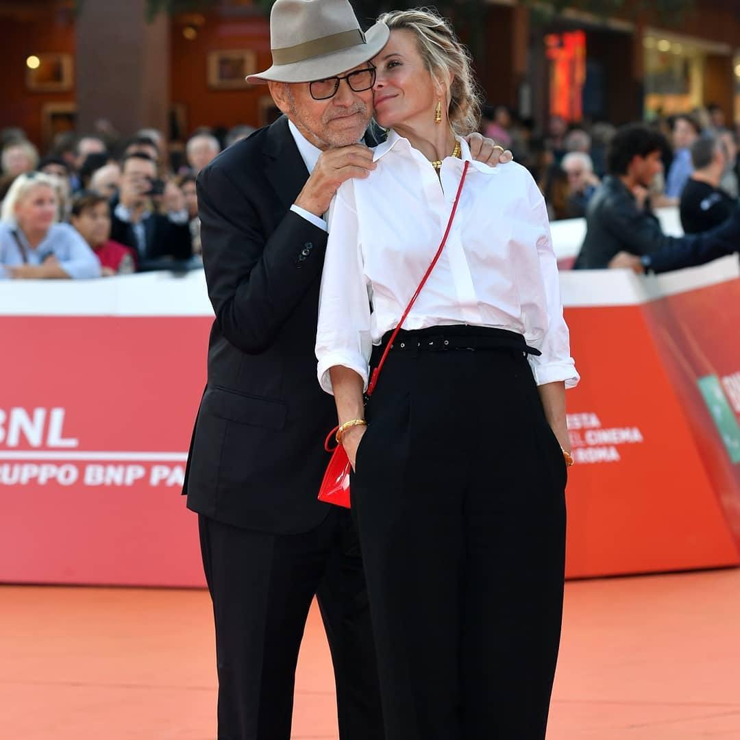 Кончаловский и Высоцкая очаровали собой на Римском кинофестивале