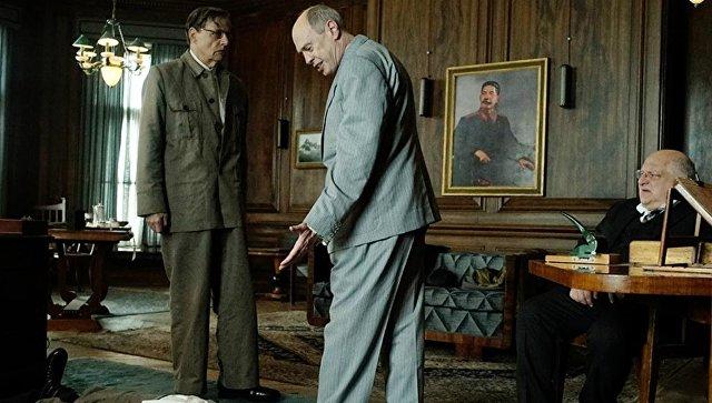 """Партия против """"Смерти Сталина"""": британская комедия взволновала коммунистов"""