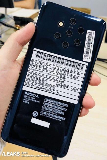 Флагманский камерафон HMD Global получит имя Nokia 9 PureView