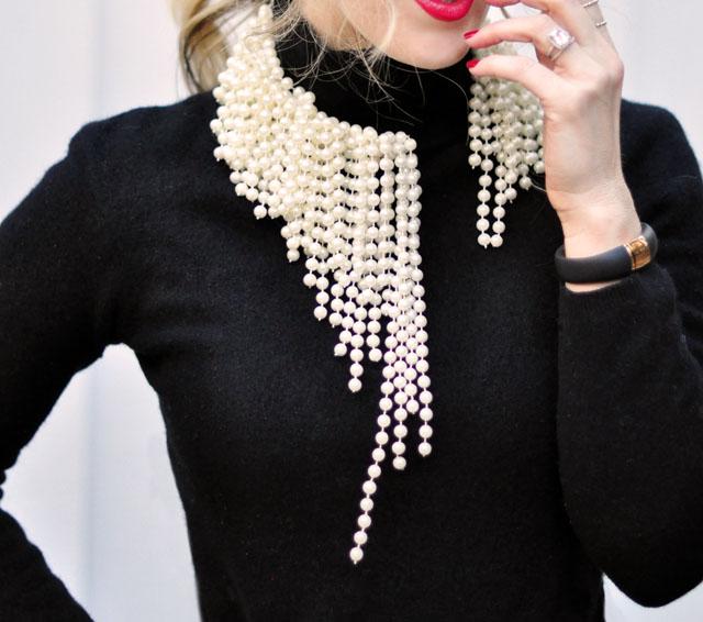 Жемчужное-прежемчужное ожерелье