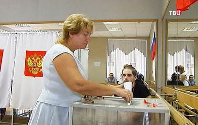 В российских регионах подводят итоги Единого дня голосования