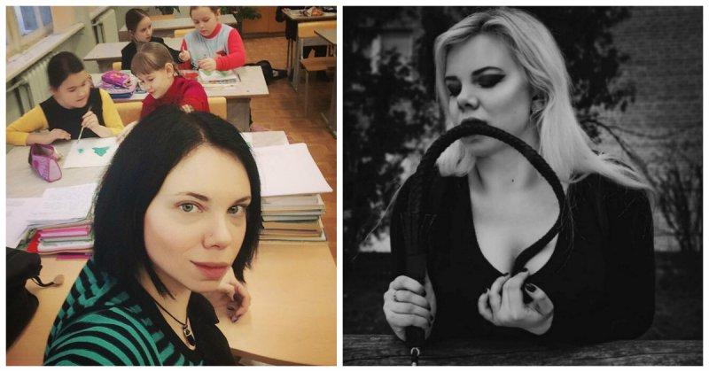 Эротика учительница и школьник фото 799-530