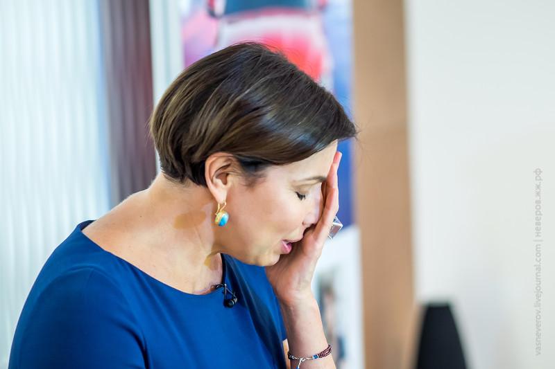 Наталья Синдеева: Я готова извиниться за Крым, но украинцам без него лучше