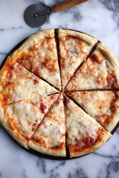 Пицца: три моментальных варианта теста