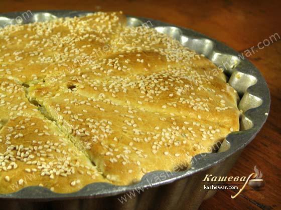 Пататопита – рецепт с фото, греческая кухня