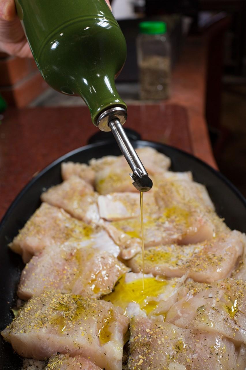Рыба от сталика ханкишиева рецепт