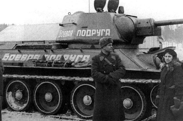 В Минобороны назвали цены на танки Т-34 и самолеты Ил-4 в годы ВОВ