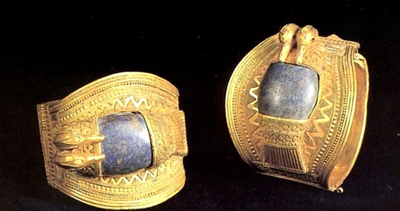 Украшения браслеты древнего египта