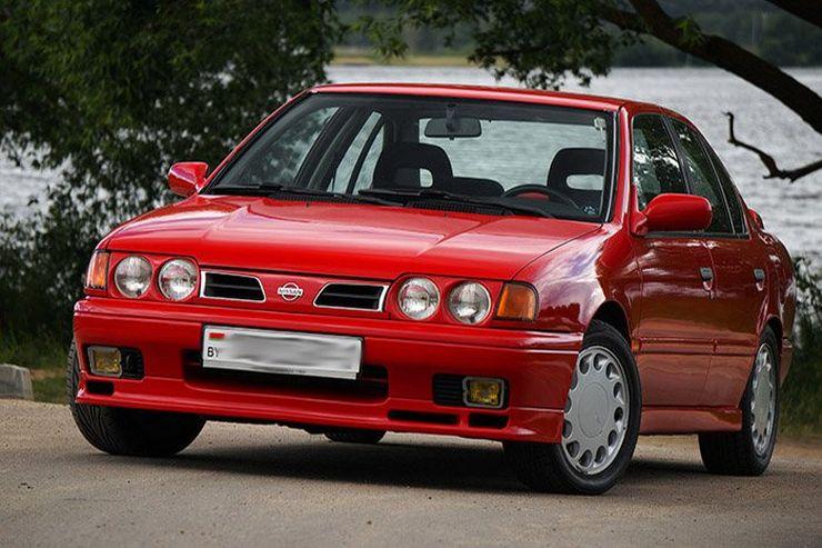 Как белорус восстанавливал редкий Nissan