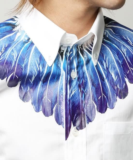 45 неожиданных идей для твоей рубашки. Изображение № 20.