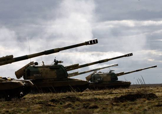 Подразделения ЧФ в Крыму отработали элементы маневренной обороны