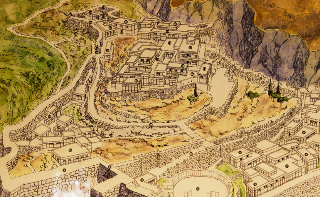 Древние цивилизации, которые исчезли по непонятным причинам