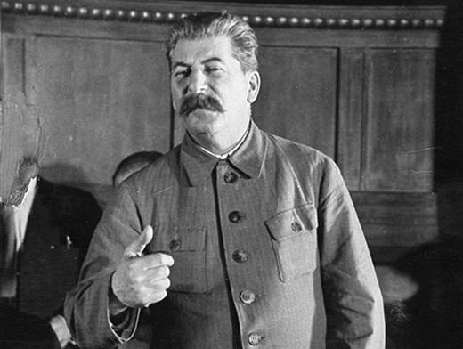 Роковое решение Сталина: поч…