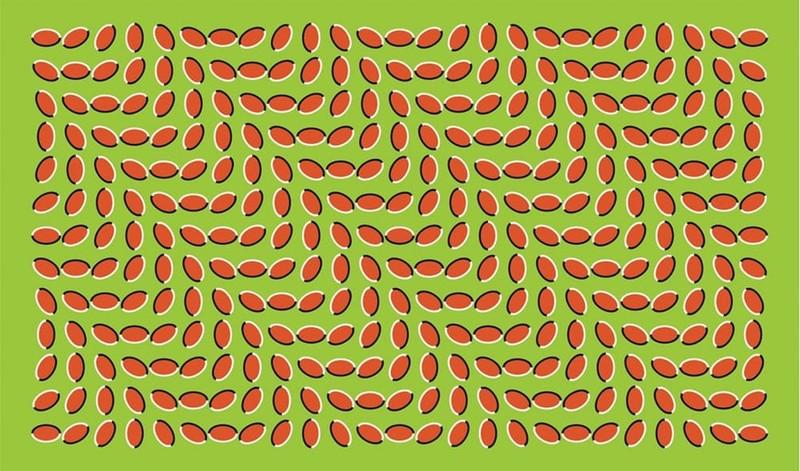 Убойные оптические иллюзии. Смотрим!