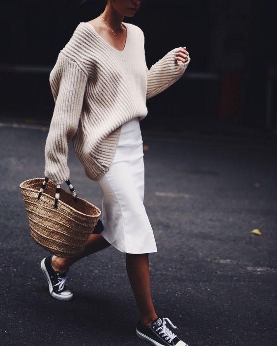 Оверсайз: как (и зачем) носить слишком большие вещи