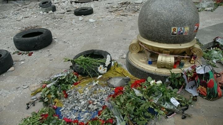 Киев сделал из убитой ВСУ Горловской Мадонны «жертву российской агрессии»