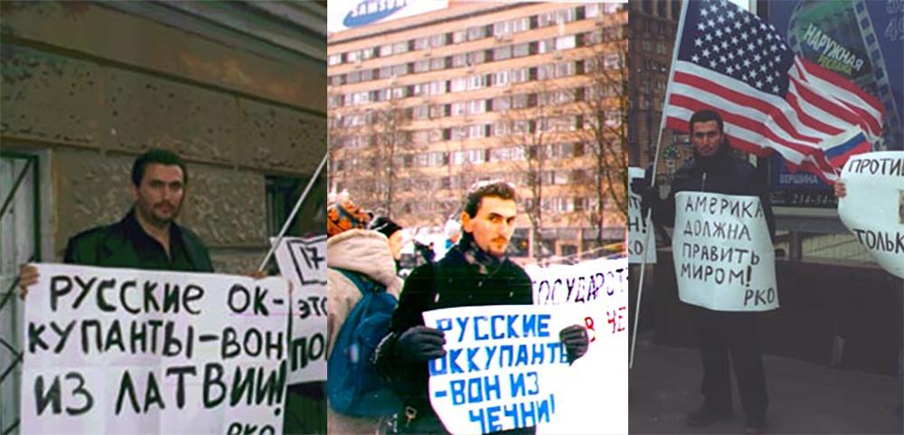 Призывавшего убивать русских публициста Стомахина выдвинут на Нобелевскую премию