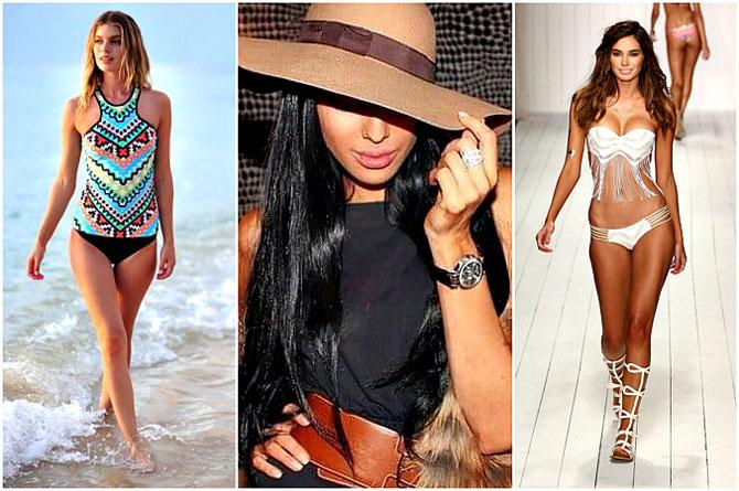 Главные тенденции пляжной моды