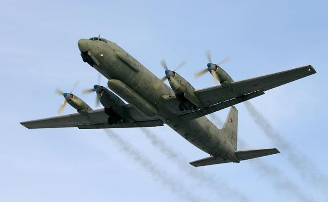 Асад: Крушение Ил-20 не было несчастным случаем