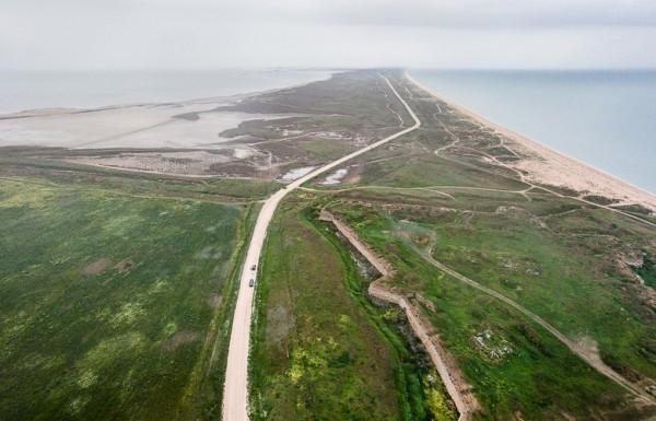 Какая часть Крыма до сих пор…