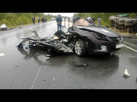 Дураки и дороги 2018 или Не очкуй! Сборник безумных водителей #7