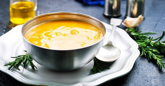 Как приготовить тыквенный суп