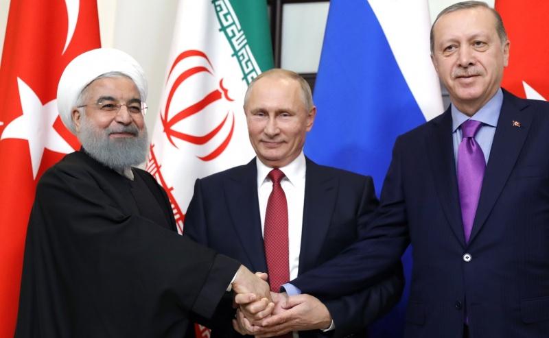 "СМИ США: ""Путин вконец обнаглел, в Сочи вопросы по Сирии решал без Америки"""