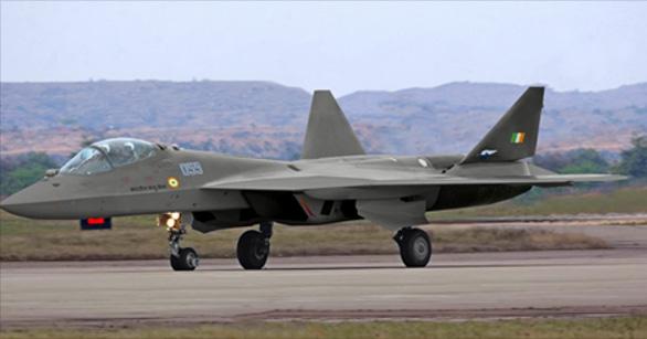 Россия и Индия согласовали контракт на разработку истребителя пятого поколения
