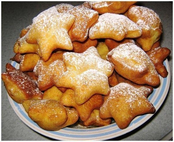 Рецепт быстрого печенья с фото