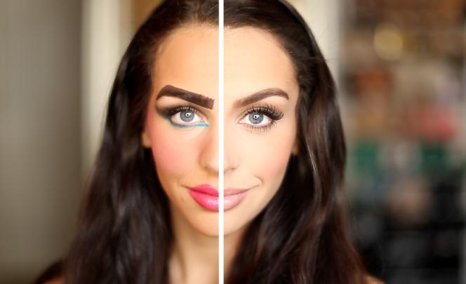 10 главных ошибок в макияже, способных состарить на 10 лет