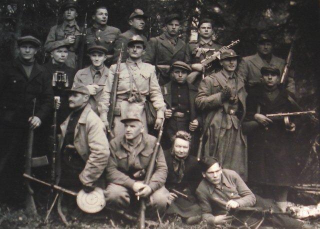 «Лесные братья»: что творили прибалтийские партизаны