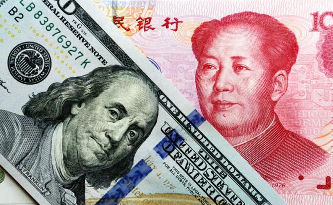 Наш кукиш США: Россия переходит на юань
